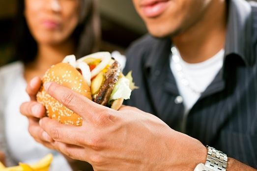 Мужчины и неправильное питание