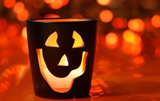 Ужасы идеальны подходят для Хэллоуина