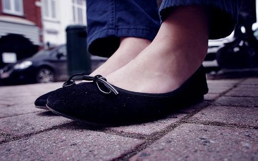 Это очень популярная обувь