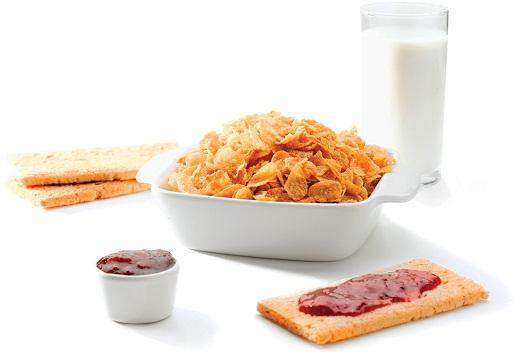 Насколько идеален такой завтрак?