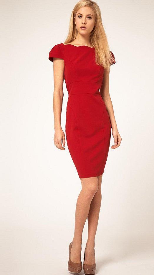 Обувь для красного платья.