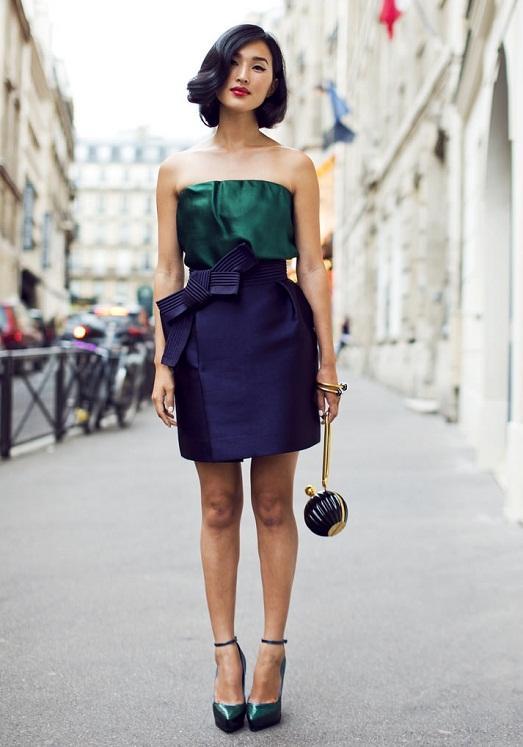 Удивительное платье