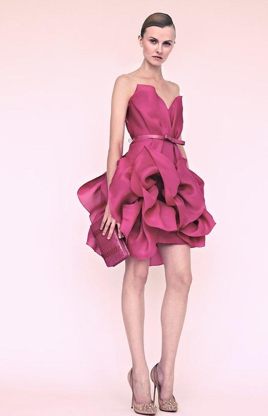Чем интереснее платье, тем лучше