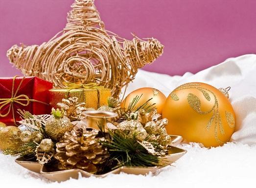 Милая праздничная композиция