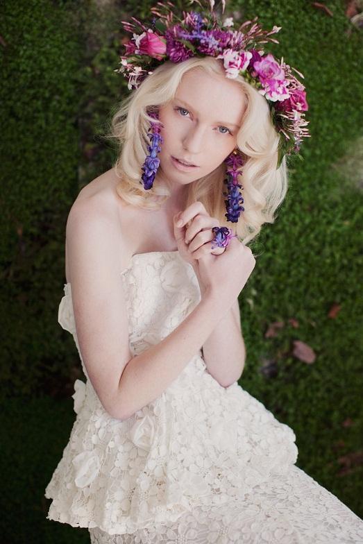 Образ ретро невесты должен быть стильным