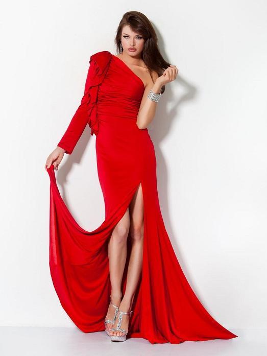 Просто шикарное платье