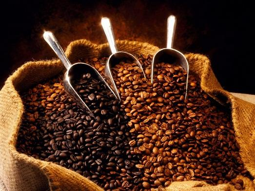 A variety of coffees is amazing