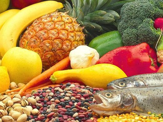 Разнообразный рацион питания