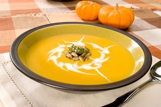 Суп имеет деликатный вкус
