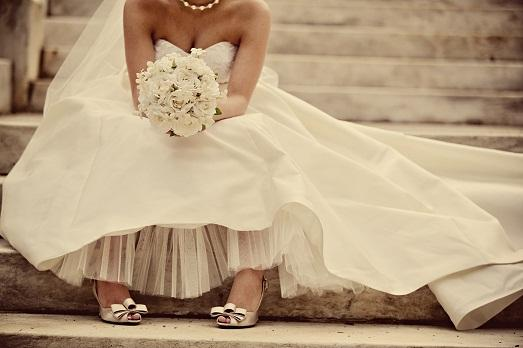 Без обуви невесте никуда
