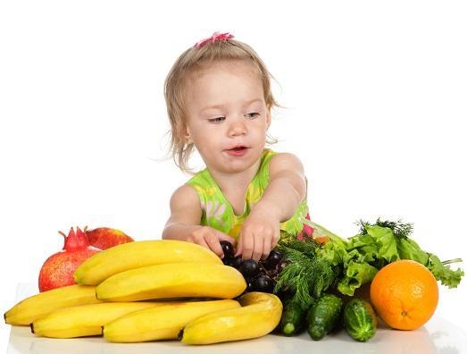 Без овощей и фруктов никуда