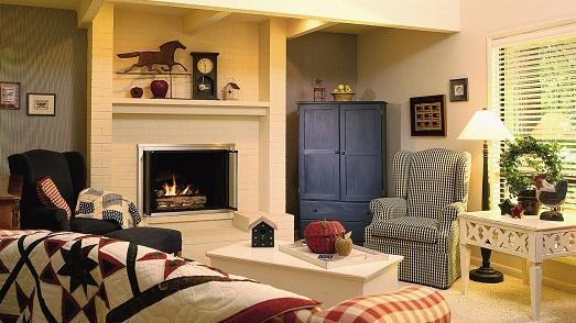 Интерьер для любителей уюта