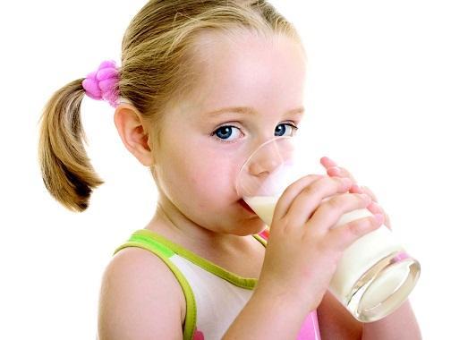 Молоко очень полезно