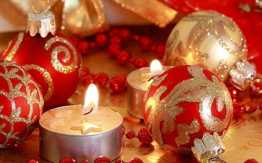 Свечи - символ праздника