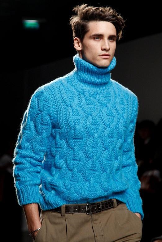 Яркие цвета в моде