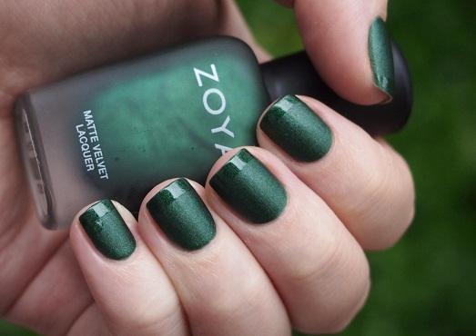 Яркий зеленый акцент