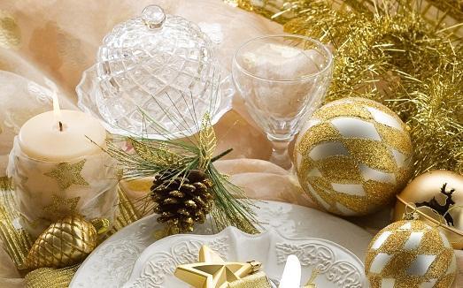 Золото всегда актуально для Нового года