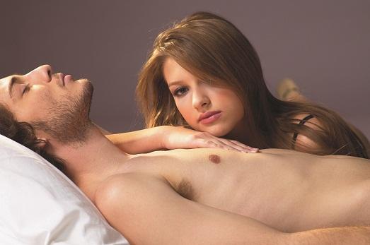 Фригидность и секс