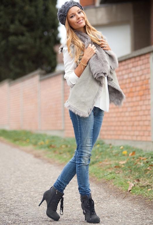 Уместны с джинсами