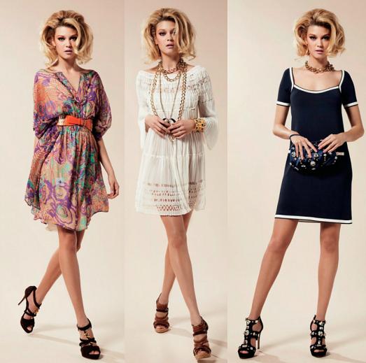 892d63188f7 Модные летние платья 2014 года для стильных женщин (16 фото)
