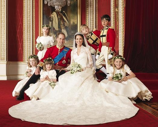Вы тоже можете организовать королевскую свадьбу