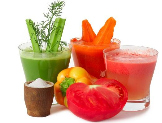 Овощи очистят ваш организм
