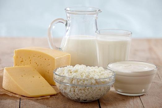 Из молока можно приготовить разные вкусности