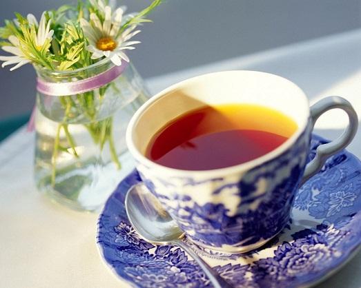 Не забывайте о полезных свойствах чая