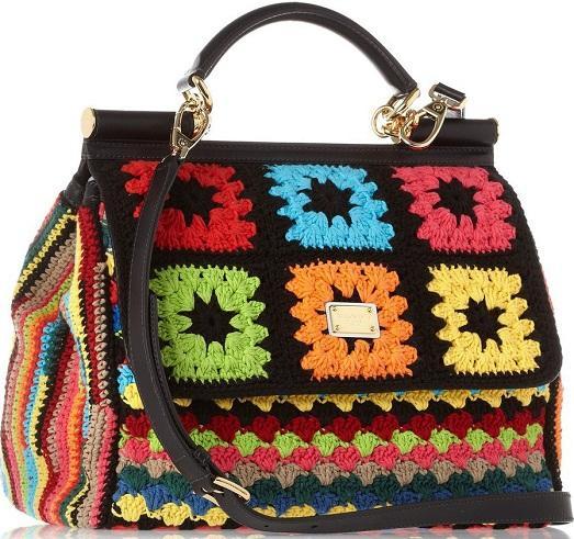 Очень заметная сумочка