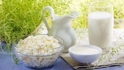 полезные блюда из молока