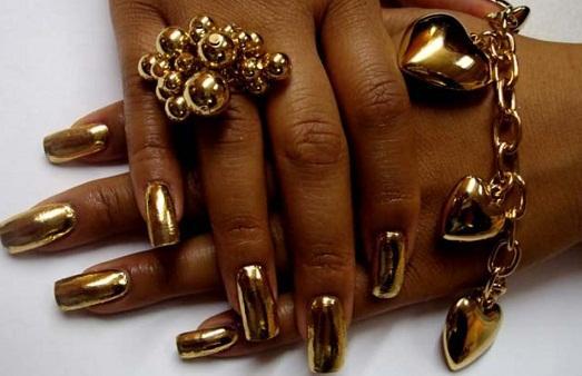 Роскошь золота