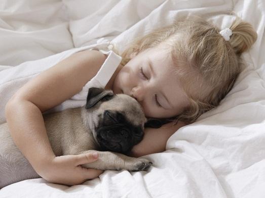 Сон ребенка должен быть крепким
