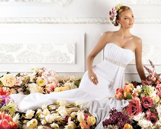 Невеста должна быть сказочной