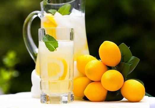 Волшебный напиток из цитрусовых