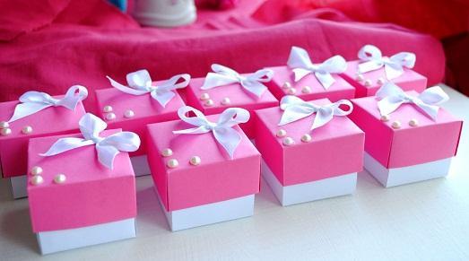 Для розовой свадьбы