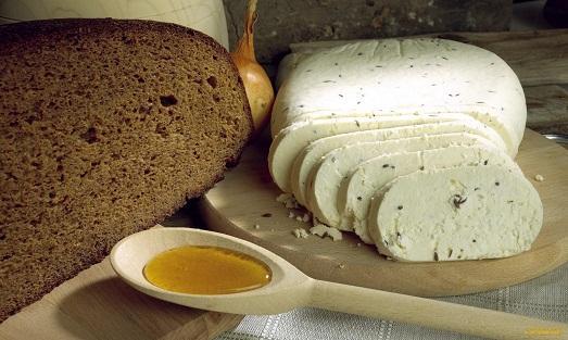 Это очень полезный вид сыра