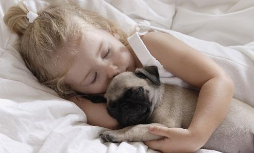 Ребенок должен спать хорошо