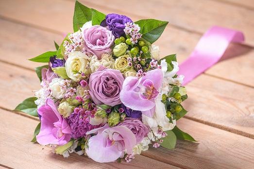 Вы можете сами выбрать цветы