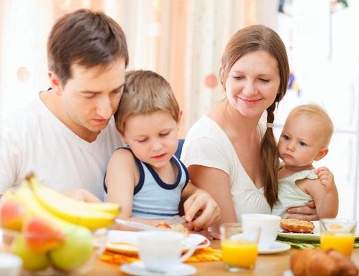 Главное мир в семье