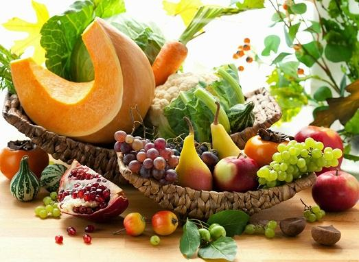 A storehouse of vitamins