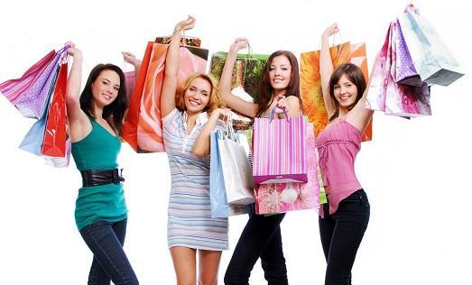 Много покупок - много удовольствия