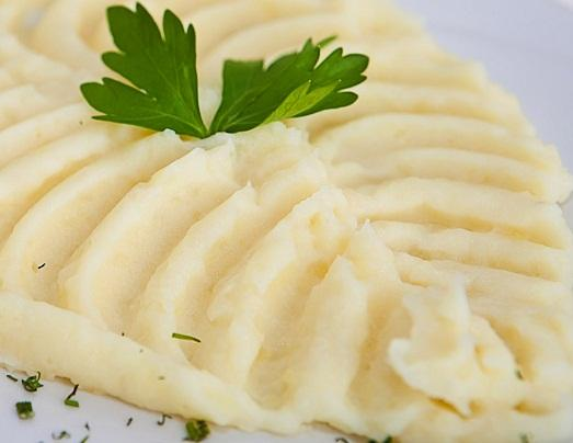Картофельное пюре (рецепт с молоком) | Легкие рецепты