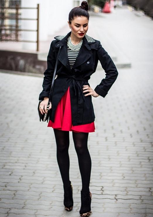 Черный в моде
