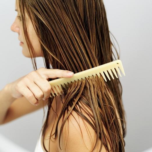 Как избавиться от жирности волос?