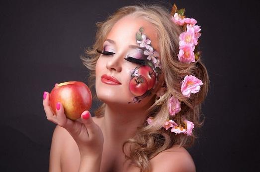 Вот такие вот яблочки