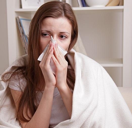 Вовремя лечите насморк