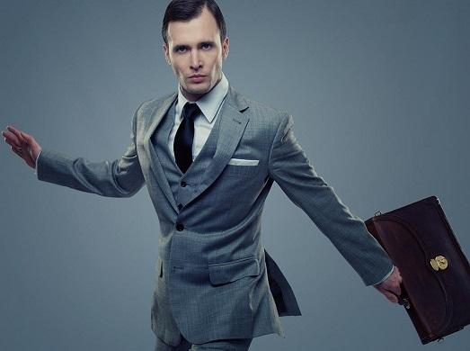 Атрибут делового мужчины