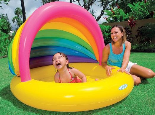 This is happiness for children