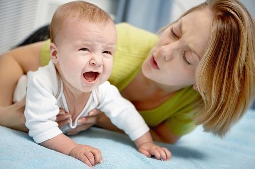 Как можно успокоить малыша?