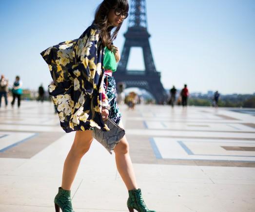 Настоящий Париж